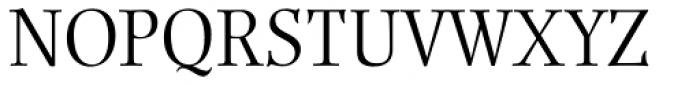 Renner Antiqua Pro Display Font UPPERCASE