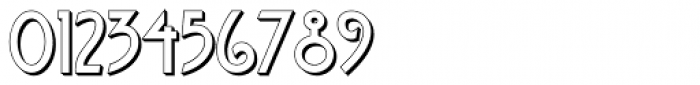 Rennie Mackintosh Hillhouse Font OTHER CHARS