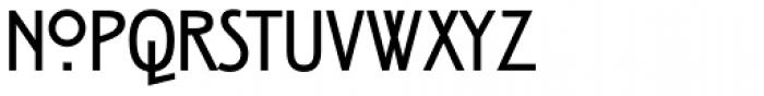 Rennie Mackintosh Std Bold Font UPPERCASE