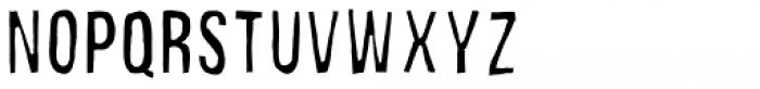 Repartee Skinny Font LOWERCASE