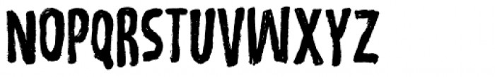 Repetition Font LOWERCASE