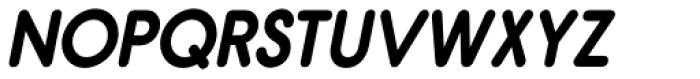 Report Bold Italic Font UPPERCASE