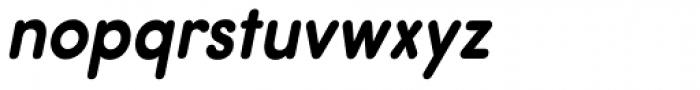 Report Bold Italic Font LOWERCASE
