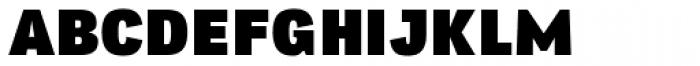 Republica 4F Black Font UPPERCASE