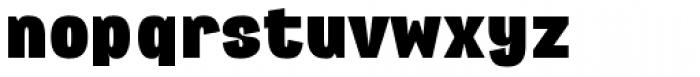 Republica 4F Black Font LOWERCASE