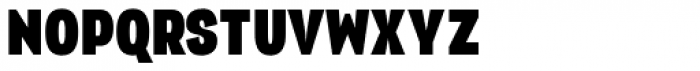 Republica 4F Cond Black Font UPPERCASE