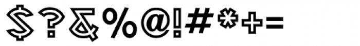 Republik Sans ICG 03 Font OTHER CHARS