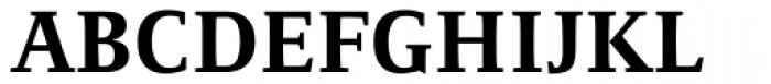 Resavska Black Font UPPERCASE