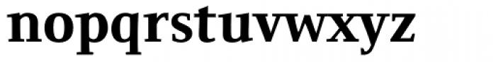 Resavska Black Font LOWERCASE