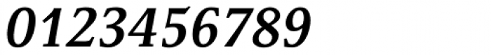 Resavska Medium Bold Italic Font OTHER CHARS