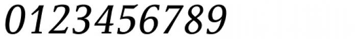 Resavska Medium Italic Font OTHER CHARS