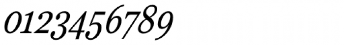 Reserve Condensed Italic Font OTHER CHARS