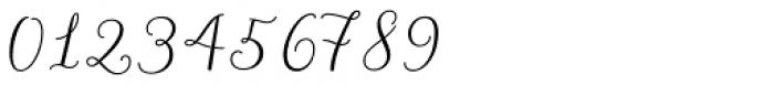 Resort Script Light Font OTHER CHARS