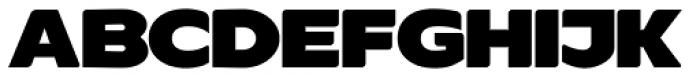 ResotE Azure Font LOWERCASE