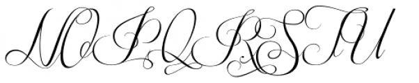 Respective Font UPPERCASE