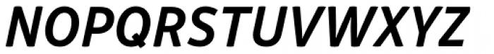 Respublika FY Bold Italic Font UPPERCASE