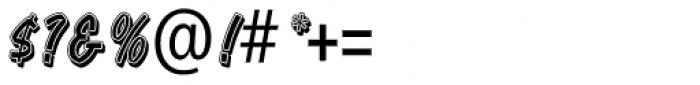 Retail Script Std Font OTHER CHARS