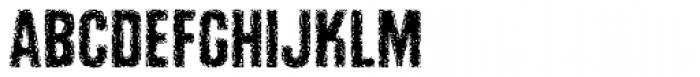 Retroactive Pro Font LOWERCASE