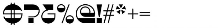 Retrorocket NF Font OTHER CHARS