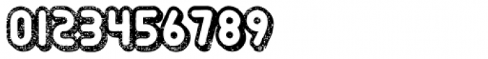 Retrozoid Font OTHER CHARS