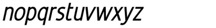 Revalo Classic Italic Font LOWERCASE