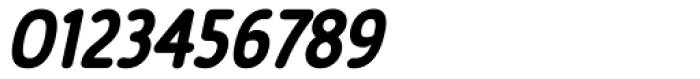 Revalo Modern Black Italic Font OTHER CHARS