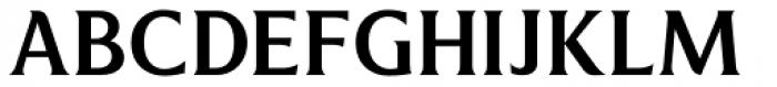 Revans Medium Font UPPERCASE