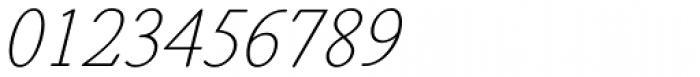 Revelation BTN Oblique Font OTHER CHARS