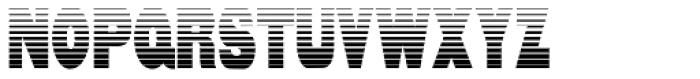 Reverberation JNL Font UPPERCASE