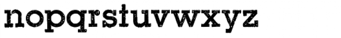 Revers Two Font LOWERCASE