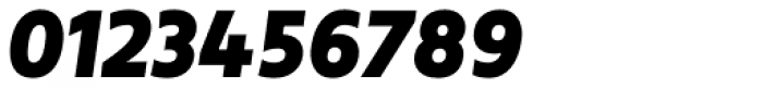 Revisal Black Italic Font OTHER CHARS