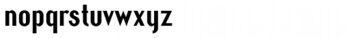 Revival Regular Font LOWERCASE
