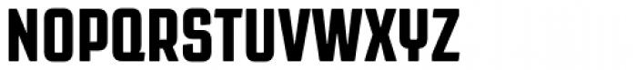 Revolution Gothic ExtraBold Font UPPERCASE