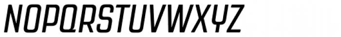 Revolution Gothic Italic Font UPPERCASE