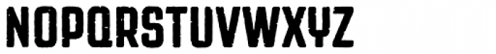 Revolution Gothic P Font UPPERCASE
