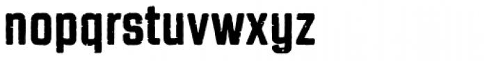 Revolution Gothic P Font LOWERCASE