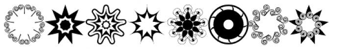 RevolutionNine Font OTHER CHARS