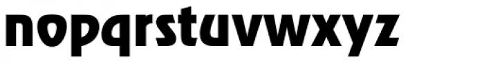 Revue Font LOWERCASE
