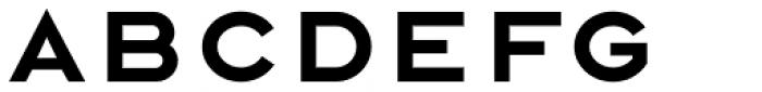 Rexton Bold Font LOWERCASE