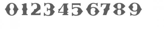 Retro Chalet Regular Font OTHER CHARS