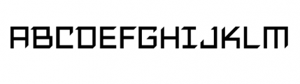 ResistanceIs Futile Font UPPERCASE