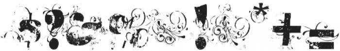 RF BitOHoney ttf (400) Font OTHER CHARS