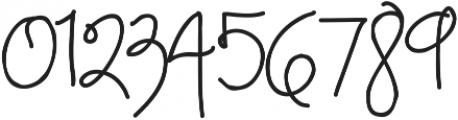 RF LuLu ttf (400) Font OTHER CHARS
