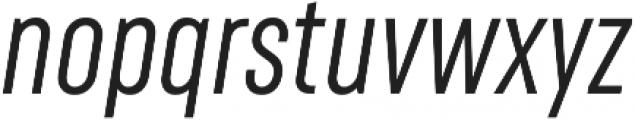 RF Rufo ttf (400) Font LOWERCASE