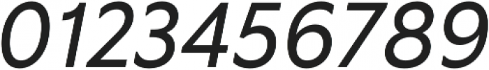 RF Tone otf (400) Font OTHER CHARS