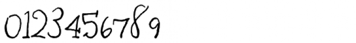 RF Marshall Regular Font OTHER CHARS