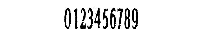 RGMB 6044 Str Font OTHER CHARS