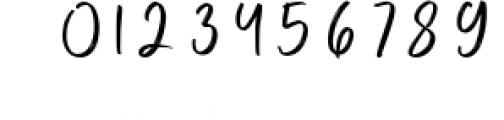 Rhosetta Script 1 Font OTHER CHARS