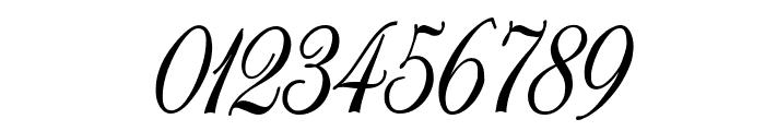 Rhalina Italic Font OTHER CHARS