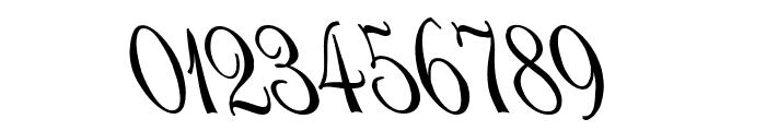 Rhalina Leftalic Font OTHER CHARS